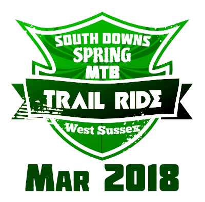 South Downs Tral Ride, 25th March
